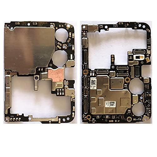 Diecast master Fit for Huawei P30 Pro 6GB RAM 128GB ROM Placa Base desbloqueada de fábrica Placa lógica Principal Original Sistema Android Chips completos(Color:1,Size:1)