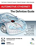 Automotive Ethernet - The Definitive Guide (English Edition)