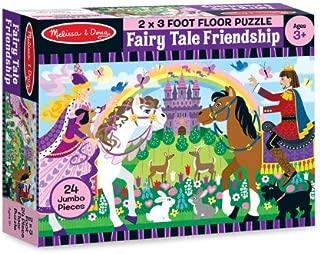 Fairy Tale Friendship Floor Puzzle 24