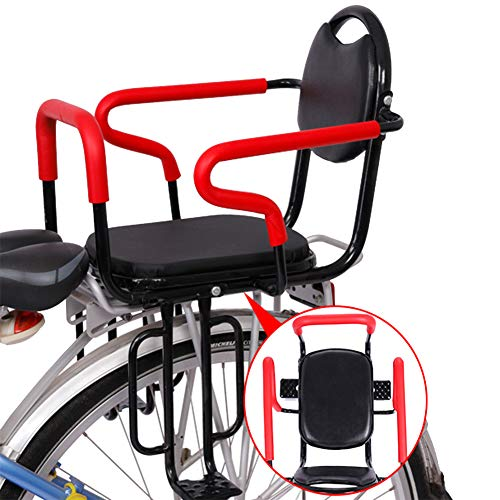 WSDSB Asiento Infantil para Bicicleta de Montaje Trasero, Silla Infantil para Bicicleta para Niños de 1 a 3 Años Accesorios para Bicicleta