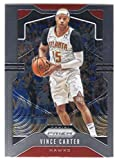 2019-20 Prizm NBA #33 Vince Carter Atlanta Hawks Official Panini Basketball Trading Card