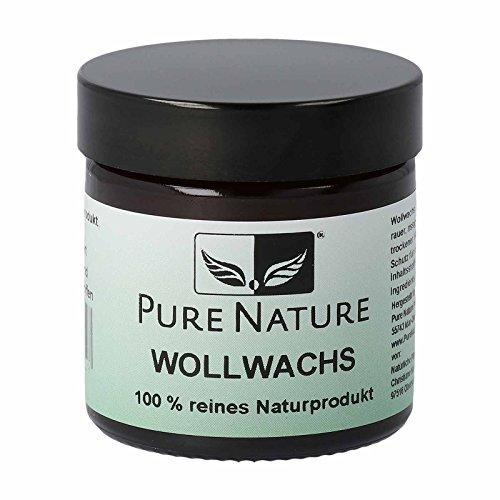 PureNature Wollwachs (Lanolin), 60 ml