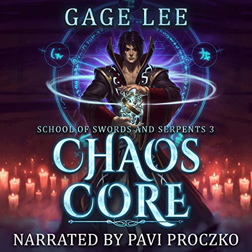 Chaos Core  By  cover art