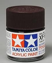 Tamiya 81309 Acrylic XF9 Hull Red 3/4 oz