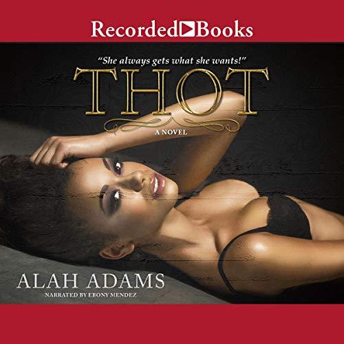 THOT audiobook cover art