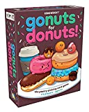 Gamewright 111 Go Nuts for Donuts Card Game, Standard, Multicolor, Multicolor, Standard (CSG-Gonuts)