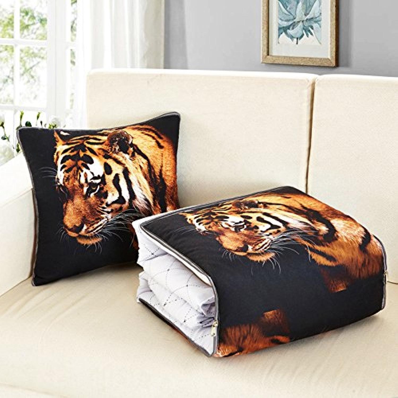 JinYiDian'Shop-Couverture Oreillers couettes en coton air-conditionné canapé oreiller core deux voitures oreiller est pur coton coussin oreiller oreiller était alvéolés ,h,150195cm