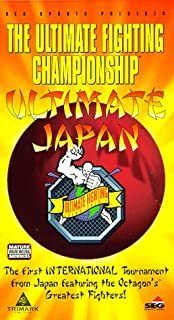 Ufc: Ultimate Japan [VHS]