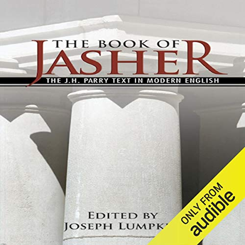 The Book of Jasher Audiobook By Joseph B. Lumpkin cover art