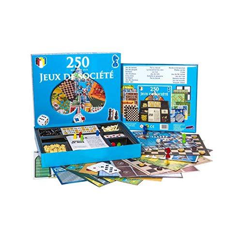 Ferriot Cric SA - Jeu de société - Coffret 200 Jeux