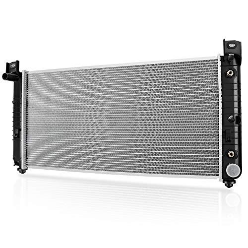 07 silverado radiator - 4