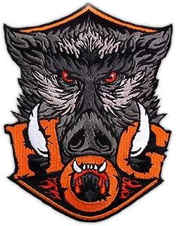 Best wild hogs jacket patch Reviews