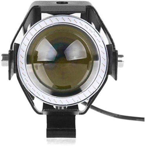 AUTOPOWERZ LED Fog Light for All Bikes and car