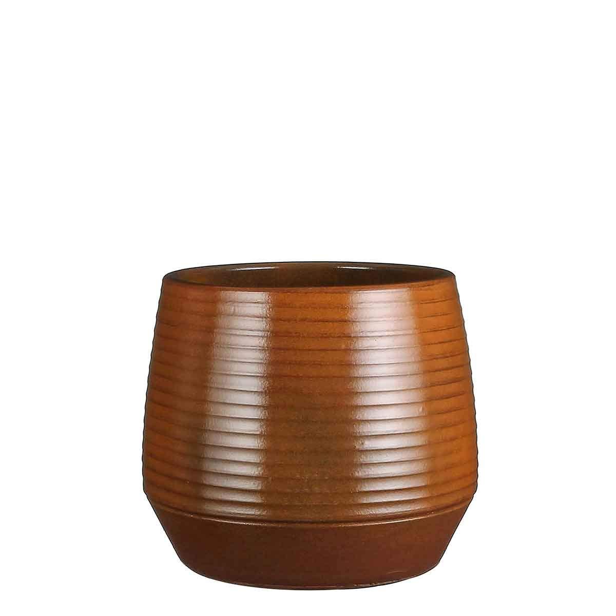 elho planteur corsica facile /à accrocher simple taupe 19.4 x 27.1 x 25.9 cm
