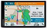 Garmin DriveSmart 61 LMT-D CE Navigationsgerät (17,65 cm (6,95 Zoll) Touchdisplay, Zentraleuropa (Traffic via DAB+ oder Smartphone Link) lebenslang Kartenupdates & Verkehrsinfos, Smart...