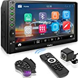 """Best Car Stereos - Hieha Double Din Car Stereo with Bluetooth, 7"""" Review"""