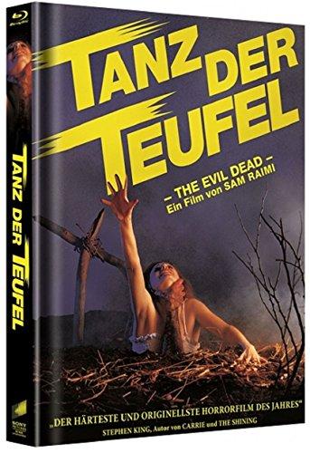 Tanz der Teufel - Mediabook/Uncut Blu-ray - Cover A