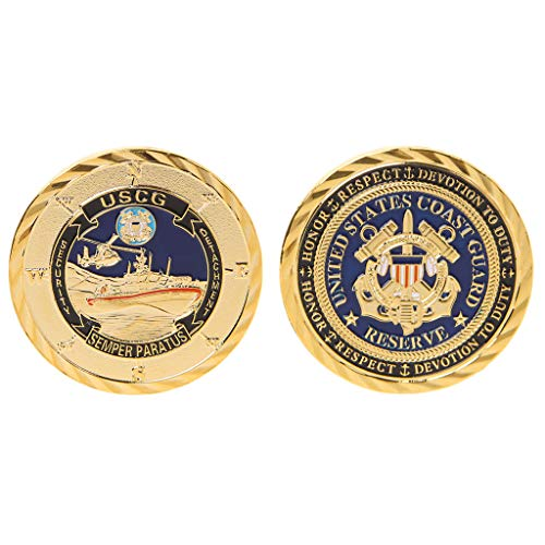 S-TROUBLE 2018 Nueva Moneda Conmemorativa Colección de la Guardia Cos