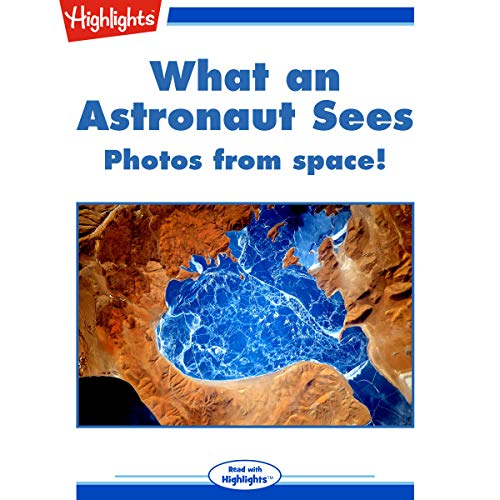 What an Astronaut Sees copertina