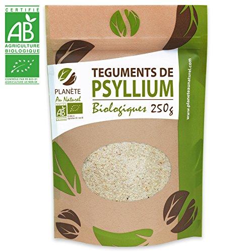 Psyllium Blond Bio AB - 250g (Téguments)