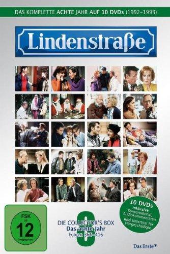 Lindenstraße - Das komplette 8. Jahr (Collector's Box) (10 DVDs)