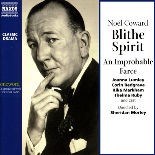 Blithe Spirit  By  cover art