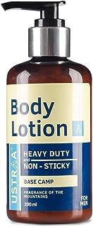 Ustraa Base Camp Body Lotion - 200 ml