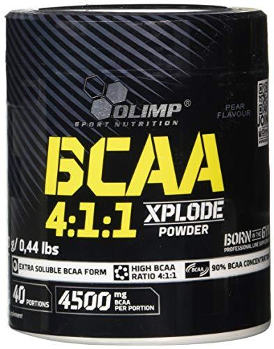 Olimp Nutrition BCAA 4:1:1 Xplode, Pear, 200g