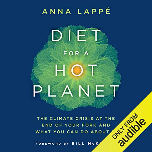 Diet for a Hot Planet Audiobook By Anna Lappe cover art