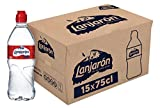 Lanjarón Agua Mineral con tapón sport - Pack de 15 x 75cl