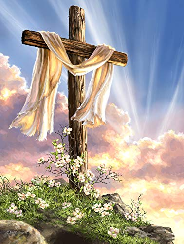 He is Risen 500 pc Jigsaw Puzzle by SUNSOUT INC
