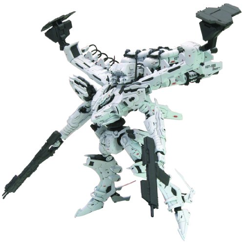 Kotobukiya Armored Core: For Answer: White Glint and V.O.B. Model Kit (japan import)