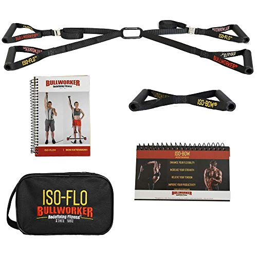 Bullworker ISO-FLO Total Body Fitness with Isometrics and ISO-Motion for Movement Performance