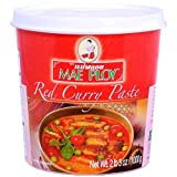 Mae Ploy Red Curry Paste,...