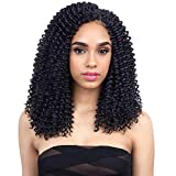 MULTI-PACK DEALS! FreeTress Synthetic Hair Crochet Braids Jazz Water 12' (6-PACK, 2)