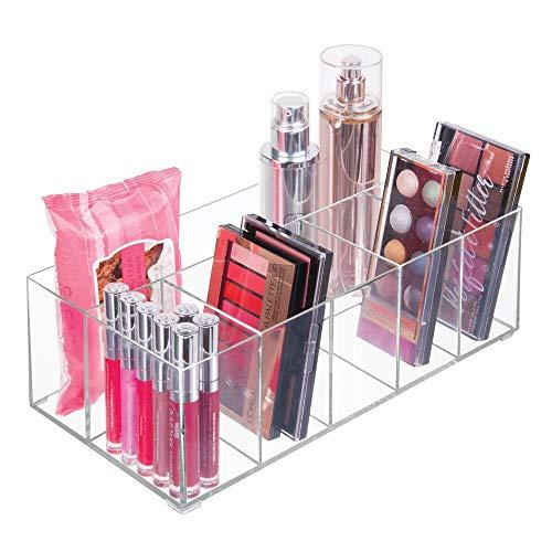 Organizador de Maquillaje Cajones Transparente Marca mDesign