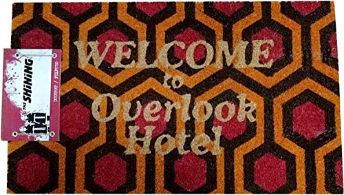 Zerbino The Shining Welcome to the Overlook Hotel Door Mat 40x60cm SD Toys