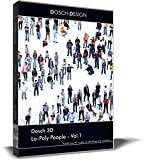Dosch 3D: LoPoly People Vol.1 -