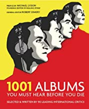 1001 Albums You Must Hear Before You Die by Robert Dimery (2005-08-02)