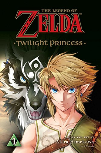The Legend of Zelda: Twilight Princess, Vol. 1, 1