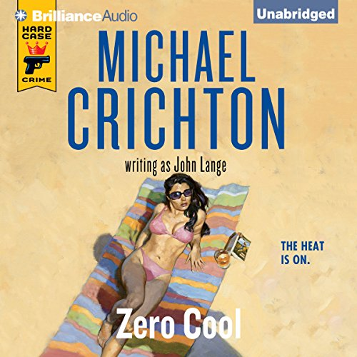 Zero Cool audiobook cover art