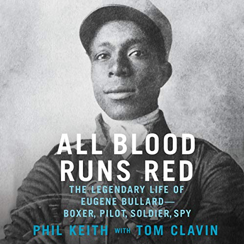 All Blood Runs Red audiobook cover art