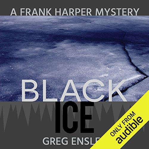 Black Ice audiobook cover art