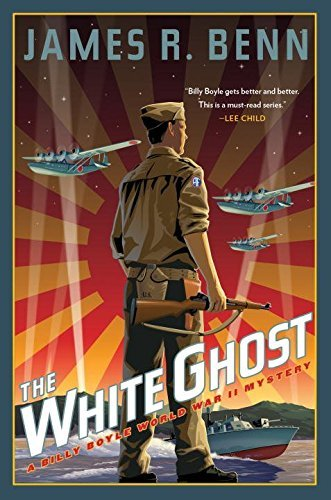 The White Ghost (A Billy Boyle WWII Mystery) by James R. Benn (2016-08-16)