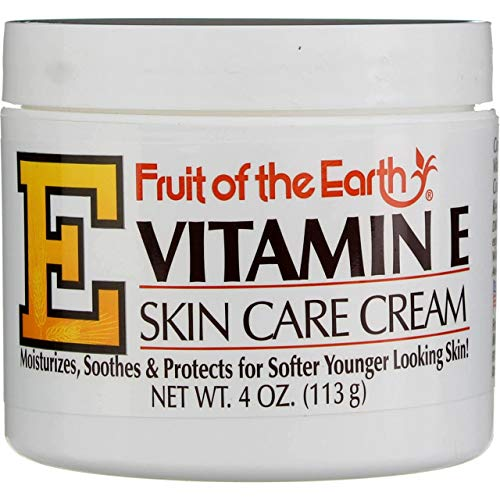 Fruit Of The Earth Fruit Of The Earth Vitamin E Skin Care Cream, 4 oz, Pack of 2