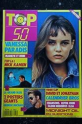 TOP 50 130 1988 VANESSA PARADIS NICK KAMEN GRAND BLEU GEORGE MICHAEL BROS MIDNIGHT OIL