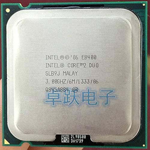 E8400 CPU Processor (3.0Ghz/ 6M /1333GHz) Socket 775