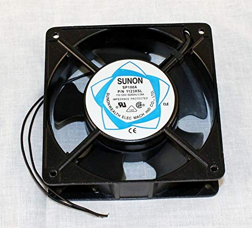 sunon ra-lincoln-fan-110v lincoln hd and century 80gl feed welder replacement cooling fan 120mm 110 volt
