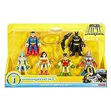 Imaginext DC Super Friends Legends of Batman Figure Pack- Heroes of Gotham City