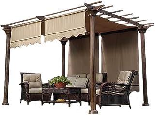 Garden Winds Universal Replacement Pergola Canopy Ii - Beige